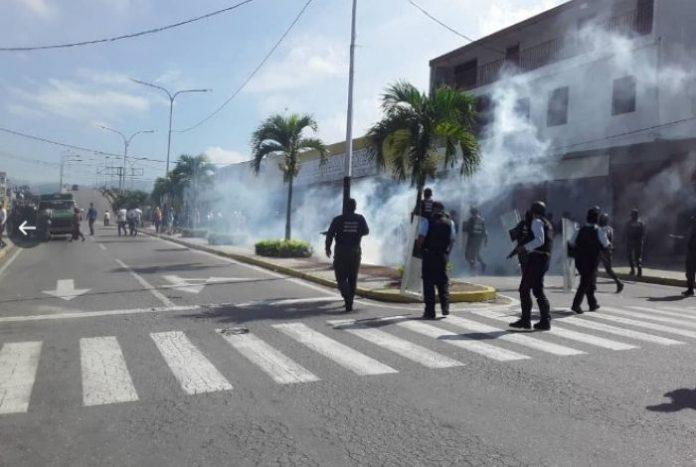 Protesta Yaracuy